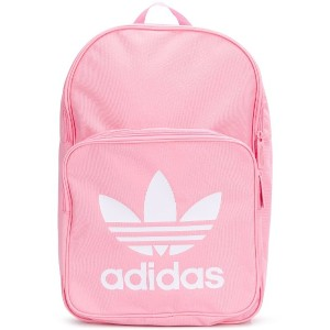 Adidas classic logo backpack - ピンク
