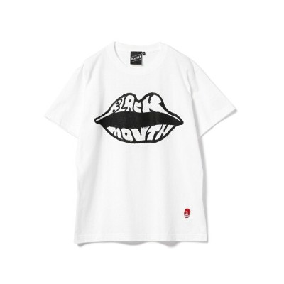 BEAMS T 【SPECIAL PRICE】BLACK HUMOURS by Jody Barton / Black Mouth Tee ビームスT カットソー