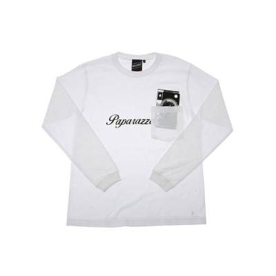 BEAMS T 【SPECIAL PRICE】Gimmick Pocket Long Sleeve Tee ビームスT カットソー【送料無料】