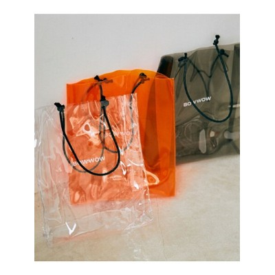 URBAN RESEARCH BOWWOW 別注CLEAR BAG アーバンリサーチ バッグ【送料無料】