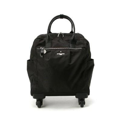 marie claire VOYAGE marie claire VOYAGE/マリ・クレール リュネット キャリーケース15L (キャリーバッグ 4輪 日帰り 1泊 TSA南京錠付き...