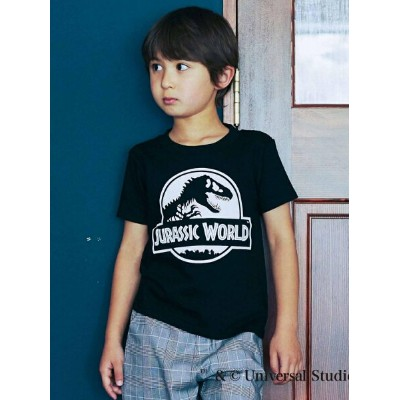 【SALE/30%OFF】UNITED ARROWS green label relaxing 【キッズ】SC GOOD SPEED ムービー&ロック プリントTシャツ I ユナイテッドアローズ...