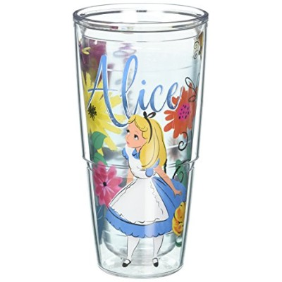 Tervis Disney Alice in Wonderland 24オンスタンブラーDrinkware