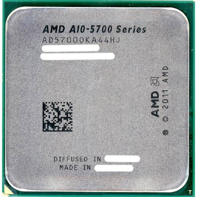 【中古】AMD A10-Series A10-5700 3.4GHz Socket FM2 AD5700OKA44HJ