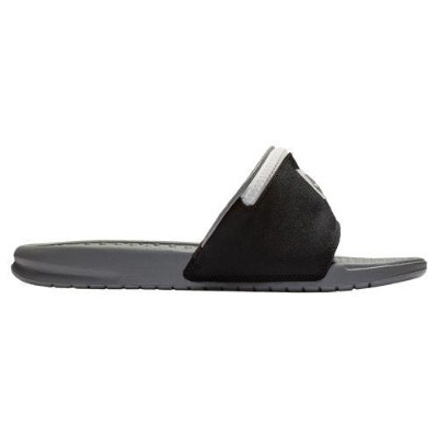 (取寄)ナイキ メンズ ベナッシ JDI ファニー パック Nike Men's Benassi JDI Fanny Pack Black Cool Grey Summit White