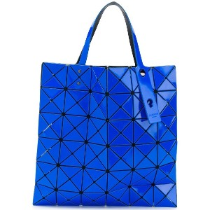 Bao Bao Issey Miyake Lucent W Color トートバッグ - ブルー