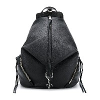 Rebecca Minkoff zipped backpack - ブラック