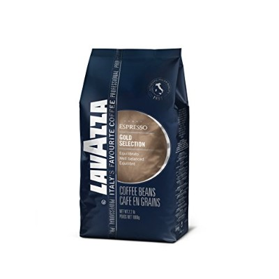 Lavazza Gold Selection - Whole Bean Coffee, 2.2-Pound Bag by Lavazza