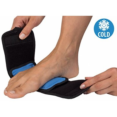 NatraCure Cold/Hot Therapy Wrap (Hand, Foot, Wrist, Elbow) (FBA715 CAT) by NatraCure