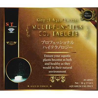 S.T. International CO2 Tablets for Aquarium Plants