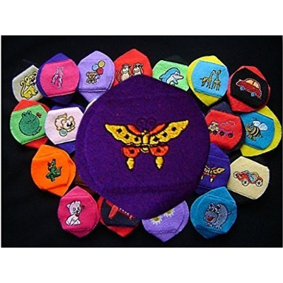 Eye Patch for Kids to Treat Amblyopia - BUTTERFLY *** TO COVER LEFT EYE ONLY*** by Amblyo-Patch Ltd