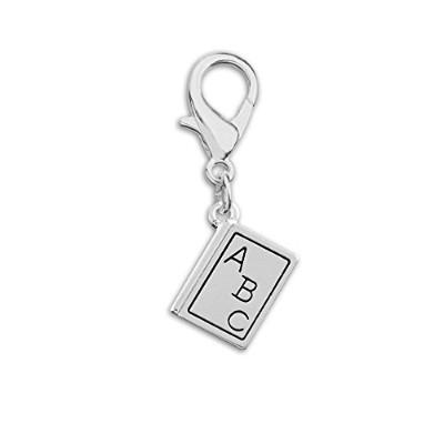 25 ABC Book Hanging Charms Inバッグ( 25チャーム)