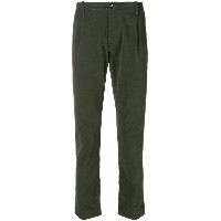 Nine In The Morning slim-fit trousers - グリーン