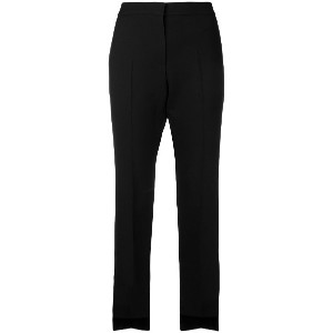 Alexander McQueen tailored fitted trousers - ブラック