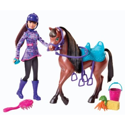 バービー バービー人形 チェルシー スキッパー ステイシー Y7563 Barbie and Her Sisters in a Pony Tale Skipper and Horse Doll...