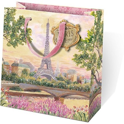 Paris Promenade Punch Studio Medium Gift Bag by Punch
