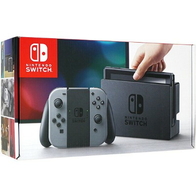 任天堂 Nintendo Switch グレー