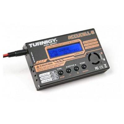 no3 Turnigy Accucel-6 50W 6A バランス充電器