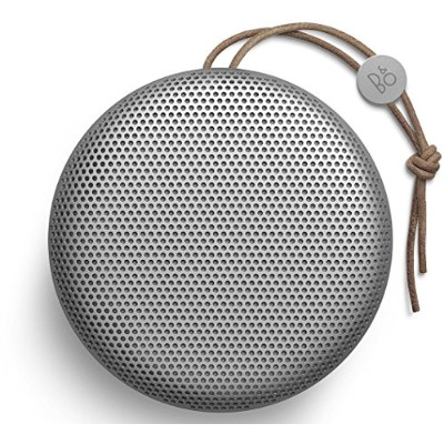 Bang & Olufsen ワイヤレススピーカー BeoPlay A1 Bluetooth/通話対応/防滴/連続24時間再生 ナチュラル【国内正規品/保証2年】