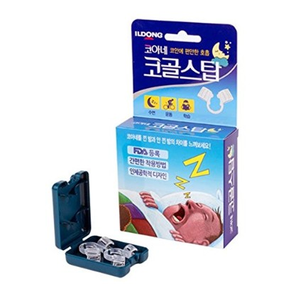 [CogolStop]いびき防止いびき防止薬鼻拡張薬 鼻腔の通過を拡大する Snoring prevention Snore preventor Nasal expander expanding...