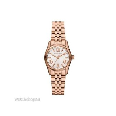 【送料無料】腕時計 ウォッチ michael kors mk3230 ladies rose gold lexington watch 2 year warranty