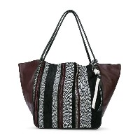 Proenza Schouler Woven Extra Large Tote - ホワイト