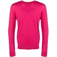 Ps By Paul Smith crew neck sweater - ピンク&パープル