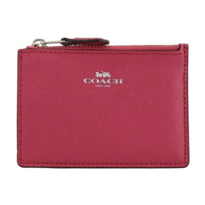 COACH OUTLET コーチ アウトレット コインケース レディース ピンク F12186 SV/MJ