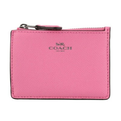 COACH OUTLET コーチ アウトレット コインケース レディース ピンク F12186 QBBCE