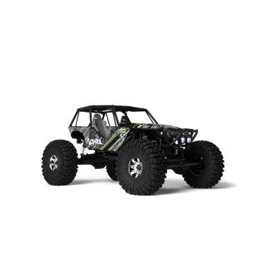 Axial Racing アキシャル レイス RTR 1/10 Wraith Electric 4WD Rock Racer