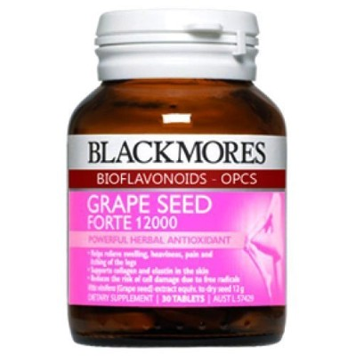 Blackmores Grape Seed Forte 12000 by N/A [並行輸入品]