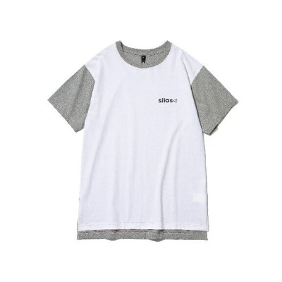 SILAS(サイラス)S/S BY COLOR TEE