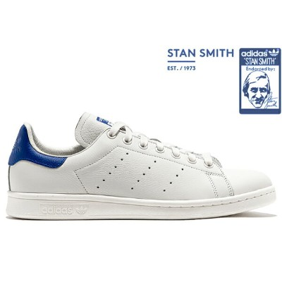 adidas Originals STAN SMITH b37899 CHALK WHITE/CHALK WHITE/COLLEGE ROYALアディダス オリジナルス スタンスミス チョーク...