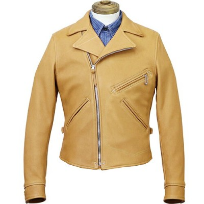FREEWHEELERS SUN SET 1930s UTILITY JACKET DOUBLE BREASTED TYPE YELLOW OCHRE 2017 MODEL