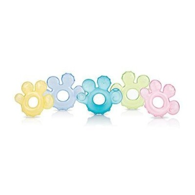 Nuby 782181 Water Filled Hand Teether, Case of 48
