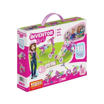 Inventor Girlキット - 10モデル