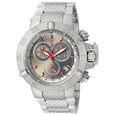インヴィクタ インビクタ 腕時計 メンズ Invicta Men's 'Connection' Quartz Stainless Steel Casual Watch, Color:Silver...