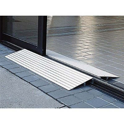 EZ Access TRANSITIONSTM Modular Entry Ramp, 4 Rise, 22x34 LxW by EZ-Access