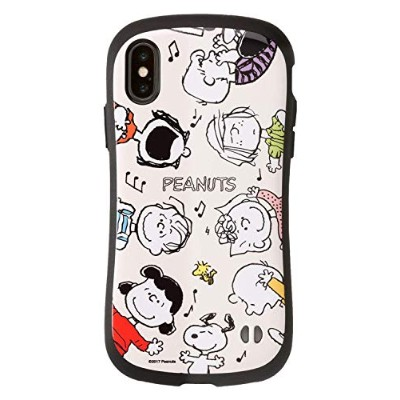 iFace First Class スヌーピー PEANUTS iPhone XS/X ケース [ダンス]