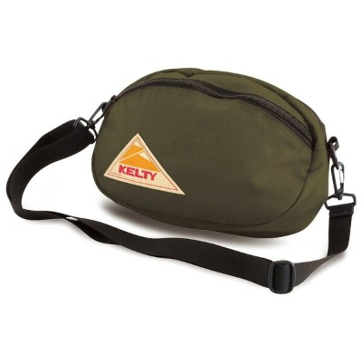 KELTY(ケルティ) OVAL SHOULDER 3L/M Olive Drab 2592047