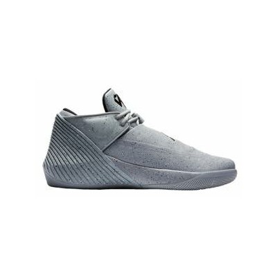 "ナイキ ジョーダン メンズ バッシュ Nike Air Jordan Why Not Zer0.1 Low ""Cement"" ホワイノット Light Smoke Grey/Black/Iron..."