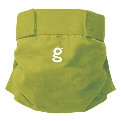 gNappies soft cotton gPants, Guppy Green - Small by Gnappies