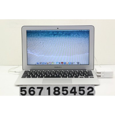 Apple MacBook Air A1465 Mid 2013 Core i5 4250U 1.3GHz/4GB/128GB(SSD)/11.6W/FWXGA(1366x768)/MacOSX10...