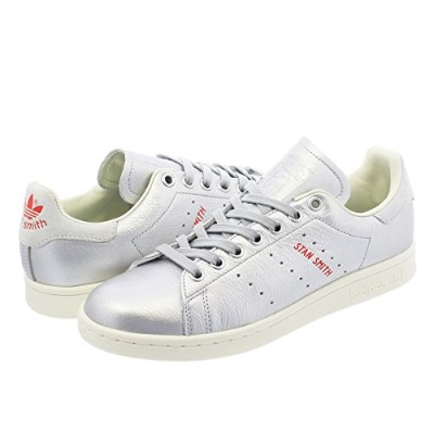 [アディダス] adidas STAN SMITH W SILVER MET/SILVER MET/BLUE TINT 【adidas Originals】