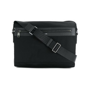 Michael Kors Collection messenger bag - ブラック