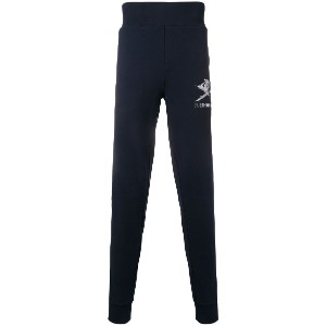 Plein Sport Right Now track pants - ブルー