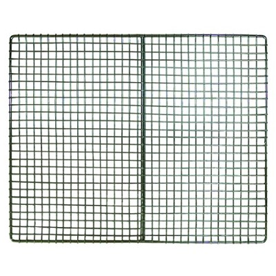 Update International (FS1114) 11 3/8 x 14 5/8 Stainless Steel Fryer Screen by Update International