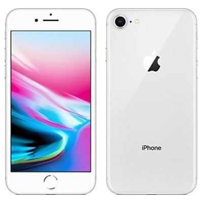 Apple 【SIMロック解除済】au iPhone8 64GB A1906 (MQ792J/A) シルバー