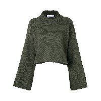 JW Anderson cable-detail jumper - グリーン