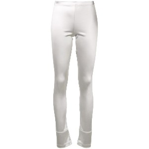Junya Watanabe high waisted leggings - グレー